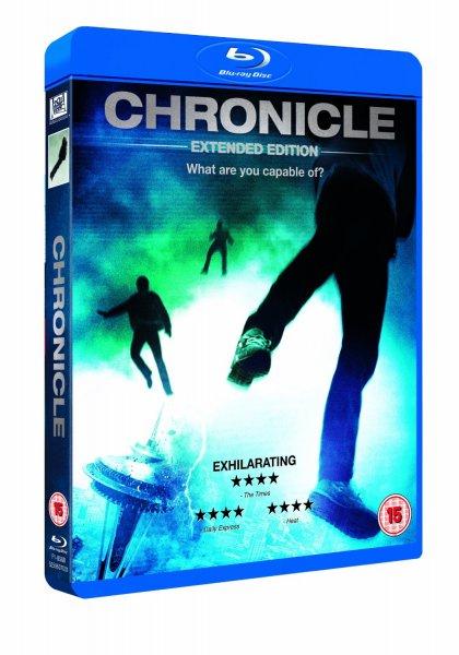 Blu-ray - Chronicle (Wozu bist du fähig?) ab €5,79 [@Wowhd.de]
