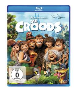 [Amazon + Saturn] Die Croods [Blu-ray] ab 7,99€ incl. Versand (Amazon Prime)