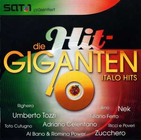 "[Amazon UK Marketplace] MEDIMOPS/MOMOX: Doppel-CD ""Die Hit Giganten - Italo Hits"" inkl. Versand für 4,75 Euro"