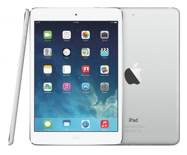 Apple iPad Air LTE 32GB, weiß/silber (MD795FD/A) - neuwertig !