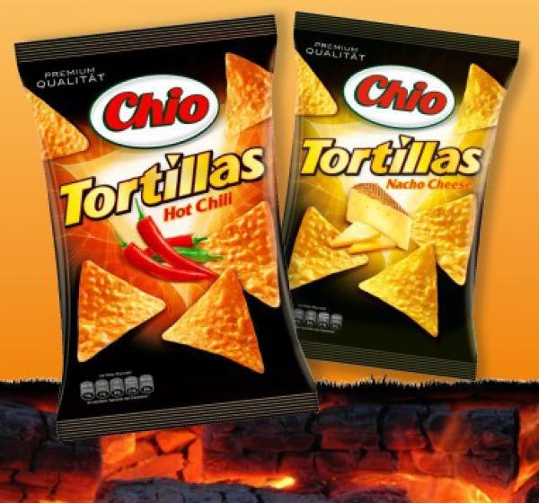 [Netto ohne Hund-Lokal] Chio Tortillas Chips verschiedene Sorten REGENSBURG