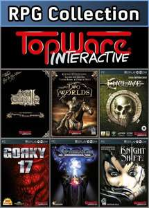 TopWare RPG Collection [Steam] für 4.48€ @Amazon.com