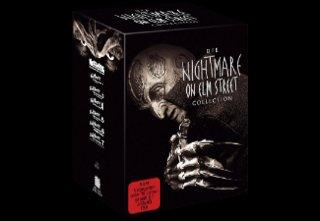 [Saturn AT] Nightmare on Elm Street DVD-Box