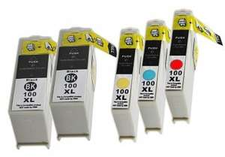 Sparpaket für Lexmark Tintenpatronen 100XL vom Tintenmarkt.de