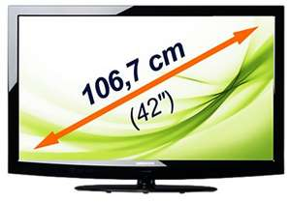 "Medion™ - 42"" 3D LED-Backlight Fernseher ""Life P17069"" (Full HD,200Hz,3D,Triple-Tuner,DLNA,4xHDMI,CI+,HbbTV,WLAN) [B-Ware] ab €288,95 [@Medion.de]"