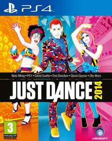 Just Dance 2014 (PS4) - Buecher.de