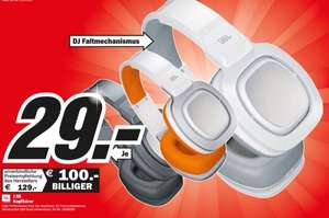 [Lokal] Media Markt Wuppertal JBL J88 Over-Ear Kopfhörer 29€, idealo ab 66€