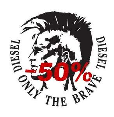 50% im Diesel Store Online