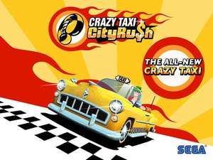[Google Playstore] Crazy Taxi™ City Rush kostenlos für Android OS!