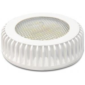 Diverse L GX53 LED 10x SMD warmweiß Aluminium weiß 6W für 9,08 €