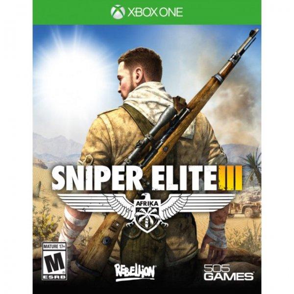 Sniper Elite 3 (Xbox One) für 26,07€ @Play Asia