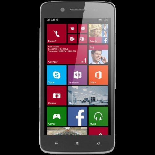 Prestigio PSP8500 Windows phone 8.1 Smartphone 5 Zoll, Dual-Sim; Quadcore für 154€ inclusive. Versand