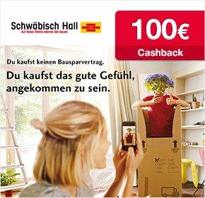 Bausparkasse Schwäbisch Hall - 100€ Cashback @Qipu
