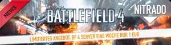 32 Slot BF4 Server 7 Tage