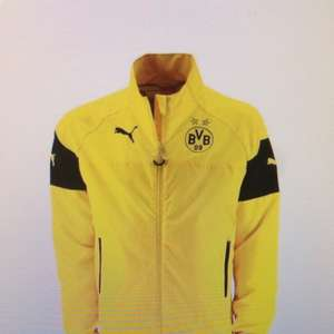 BVB Puma Trainingsjacke Leisure S-XL