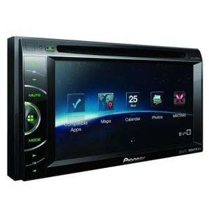 [Redcoon.de] Pioneer AVH-X1500DVD, Rear USB, CD/DVD Autoradio,  6,1Zoll/15,5cm Display, Idealo.de ab 289€