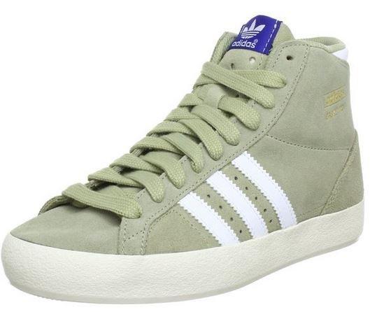 adidas Originals Leder Sneaker Basket Profi