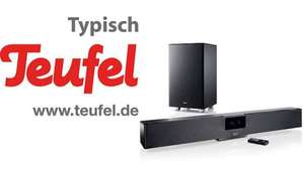 Teufel Soundbar Cinebar 21 XL 2.1 [brand4friends] idealo 429€