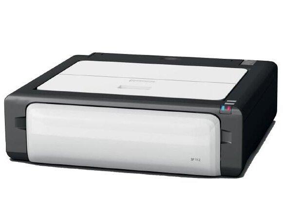 Ricoh Aficio SP 112 S/W-Laserdrucker
