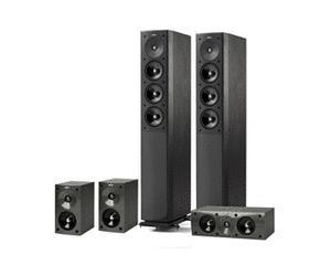 Jamo S 608 HCS 3 schwarz (Asche) für 640€ inkl. Versand @ ebay