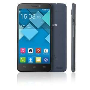Alcatel One Touch Idol S Grau (LTE , SD-Karten Slot uvm.)