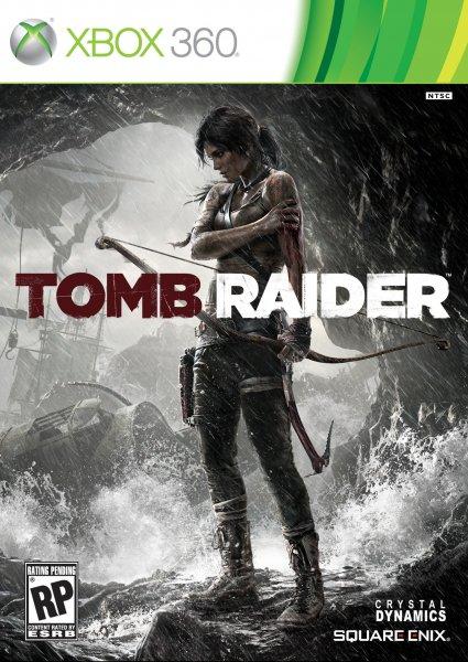 Tomb Raider (XBOX 360, 2013) - DLC Full Game