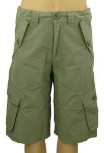 original O'Neill Bermuda Short Hose olivgrün für 14,99€ @ebay.de ( high-fashion-outlet ) [Kindergrößen]