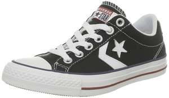 [Amazon.de Prime] Converse Star Player Ev Ox Sneaker, Schwarz / Grau / Blau, Gr. 36-40, Idealo.de: 35,95€