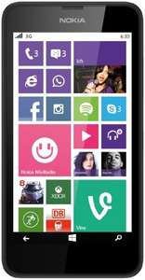 """Lumia 630 Dual-SIM schwarz @amazon neu €129,- / WHD """"sehr gut"""" €120,05"""