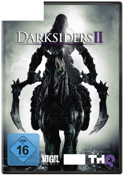 Darksiders 2 - 2,99€ - PC - Steam Serial Code Key - MMOGA Weekend Deal - nur bis Montag, 11.8., 9 Uhr