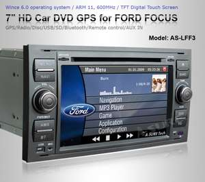 [div. Ford Modelle] China RNS (Radio, Navi, USB, etc) A-Sure (Ersatz CD6000)