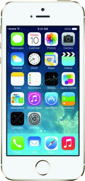 Apple Iphone 5s 32gb + Original Vodafone Allnet Flat JL inkl. 2,25 Datenvolumen 33,99 montl.