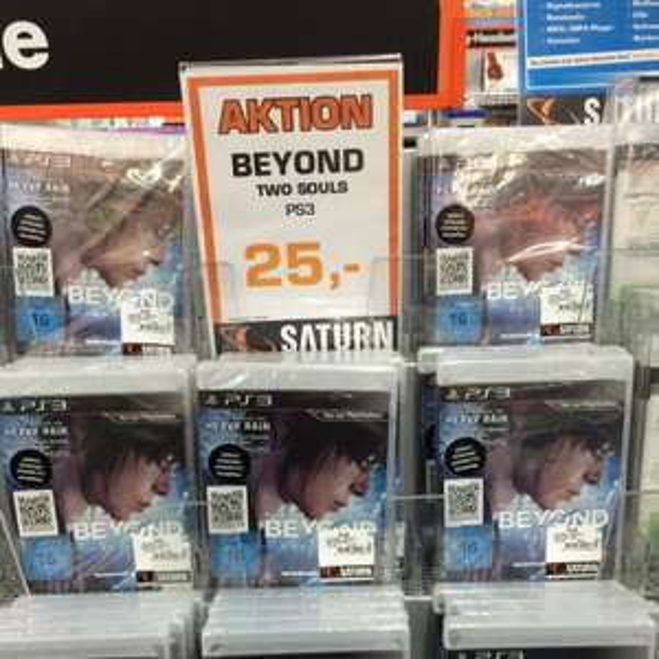 Beyond Two Souls PS3 25,- Berlin Alexanderplatz