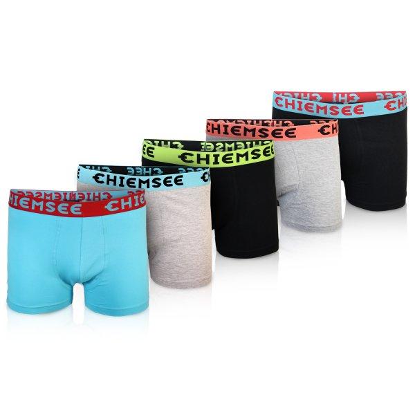 Ebay WoW: 3er Pack Chiemsee Boxershorts für Herren Retroshorts Pant viele Farben S-XXL Neu von Sim-buy