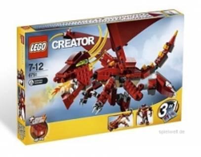 Lego Creator Feuerdrache für 20,98€ inkl Versand
