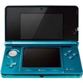 Nintendo 3DS für ~136,88€ inkl. Versand @amazon.uk