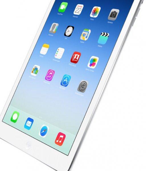 iPad Air 16GB Wifi 4G in silber (+ggf Versand)