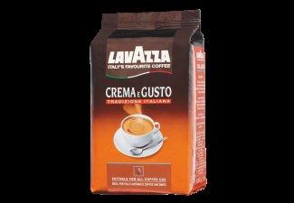 LAVAZZA 3827 Crema e Gusto Tradizione Italiana 1 KG Bohnen für 8,99€ inkl VSK @Saturn