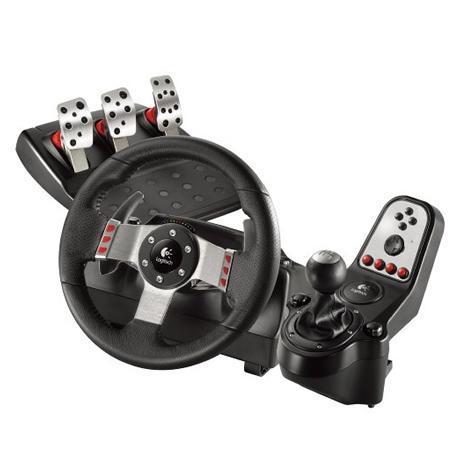Logitech G27 Racing Wheel für PS3 & PC