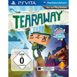 (Wuppertal lokal?) Tearaway PS Vita Gamestop