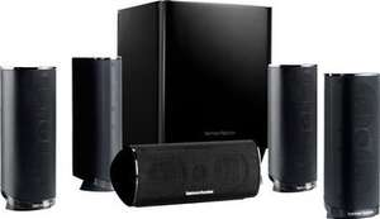 [ebay] Harman-Kardon HKTS 16, 5.1 Lautsprecher-Set, schwarz oder weiss, 320 Euro, idealo ab 399 Euro