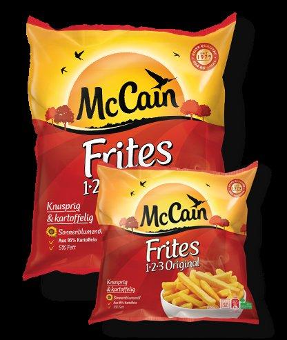 McCain 1-2-3 Frites Original bei Rewe