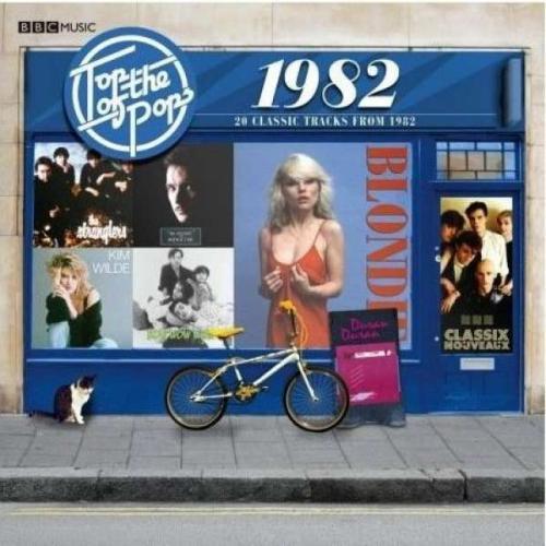 Top Of The Pops 1982 CD (perfektes Geschenk für alle, die nächstes Jahr 30 werden!)