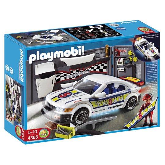 Playmobil, 4365 Tuning-Rennwagen mit Licht