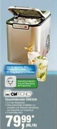 [Metro] Clatronic EWB 3526 Eiswürfelbereiter