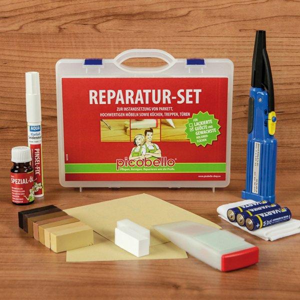 Picobello Reparatur-Set für Laminat und Parkett