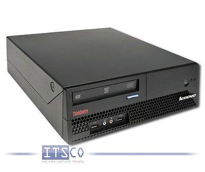 Lenovo M57 (Core2Duo 2x 2Ghz, 80GB HDD, 1GB RAM, Windows 7) @Itsco 78,90€