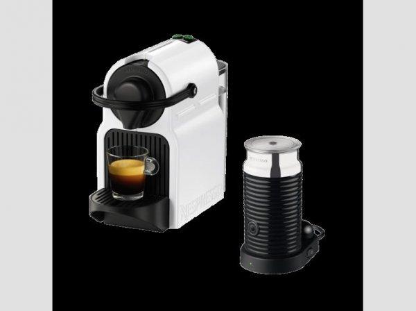 KRUPS Nespresso Inissia XN 1011 Bundle weiß für 99€ @media markt