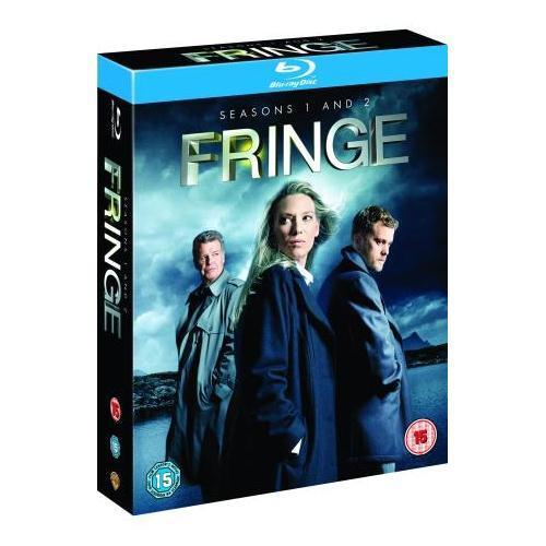 Fringe(Blu-ray) 1. und 2. Staffel zusammen für ~ 22,49€ inkl. Versand @play.com
