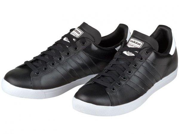 adidas Freizeitschuhe Court Star in schwarz für 29,99€ zzgl. 4,95€ @Lidl Online
